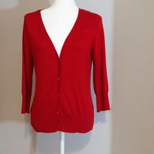 Target Red Color Sweater